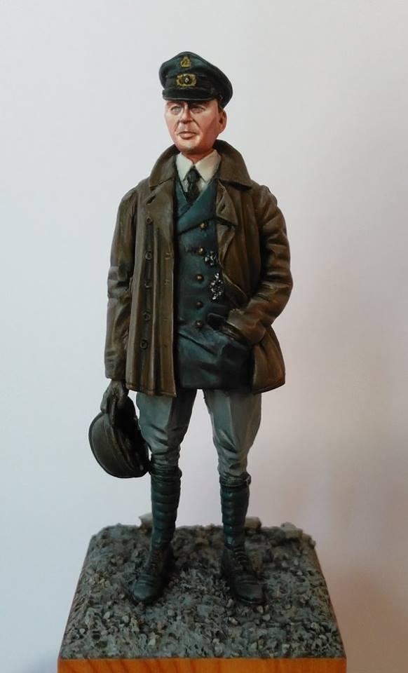 Currently Out of Stock German Naval Pilot WW1