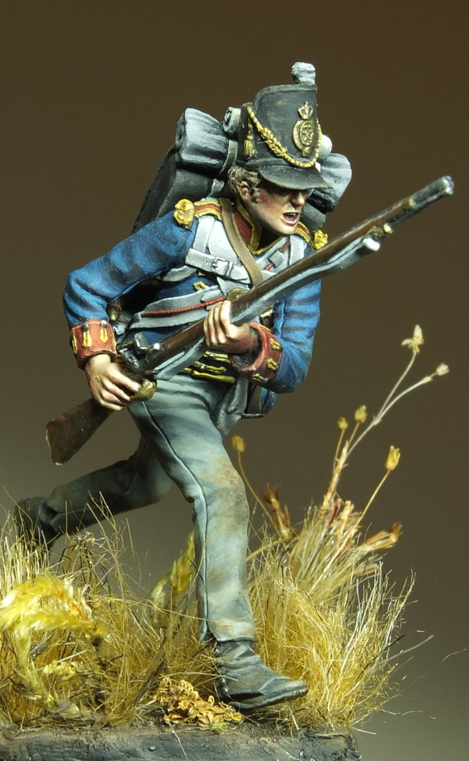 British Royal Artillery Gunner 1815