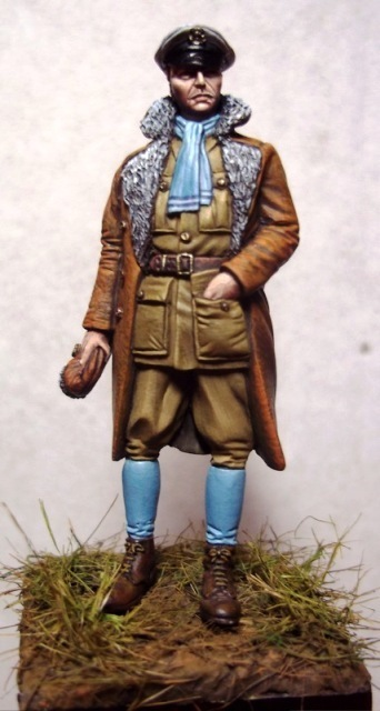 Currently out of stock RNAS/RFC Pilot in Flying Coat WW1