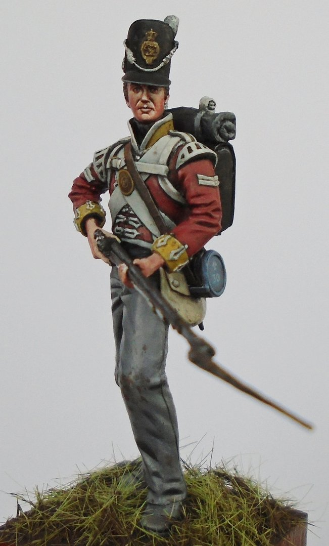 British Corporal Light Company 1815