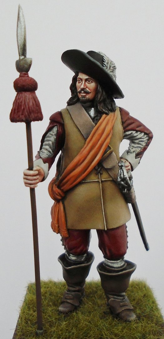 Captain English Civil War/30 Years War