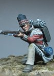 Currently Out Of Stock Kneeling Private British 71st Regiment 1815