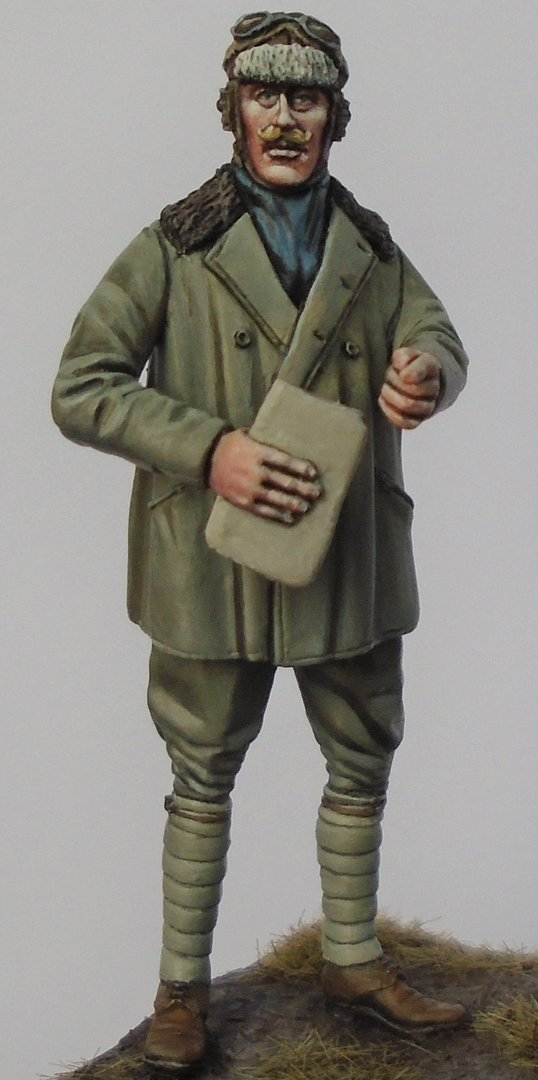 German Two-Seater Pilot WW1 1/32 scale