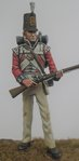 Holding the Line Royal Welsh Fusilier 1811